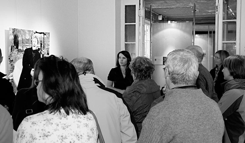 Führung durch die Ausstellung in den Technischen Sammlungen Dresden, 11.11.2012