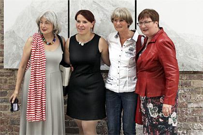 """Starke Frauen aus dem Osten"" Gruppenausstellung beim Fotofestival Görlitz, 2016"