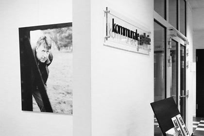 GESICHTER DER DEFA in der Kommunalen Galerie Bielefeld, 24.2.-6.5.2016