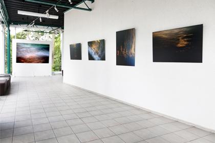 VON MOMENTEN in der Galerie des MKC, Templin, 1.8.-8.9.2014