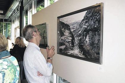 Gruppenausstellung mit J. Johannsen, C. Rosteck in der Galerie des MKC, Templin, 21.7.-11.9.2017