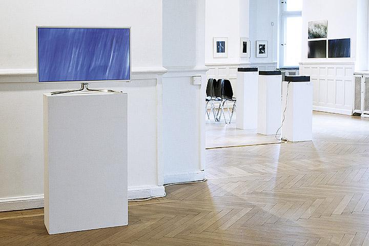 Video- und Objektinstallation im Kunstverein Wiligrad, 21.1.-12.3.2017
