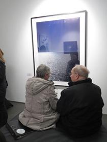 Gruppenausstellung in der Galerie Julia Johannsen . de, 9.12.-31.1.2018