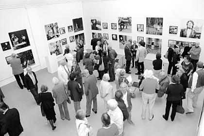 Kunsthaus Potsdam, Ausstellungseröffnung, 15.7.2012